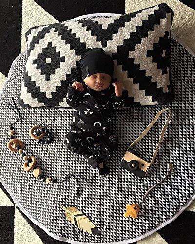 Newborn Kids Baby Boys Girls Warm Bodysuit Jumpsuit Autumn Winter Outfits Set