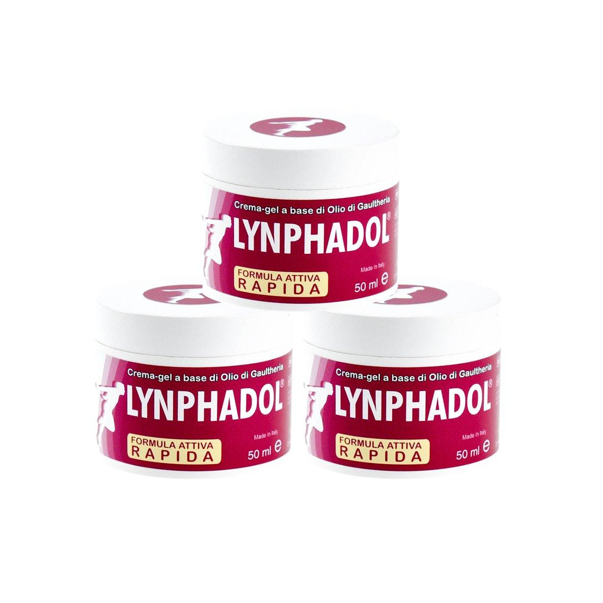 Lynphadol - Dolor de espalda, dolores articulares, inflamación - 50 ml: Amazon.es: Salud y cuidado personal