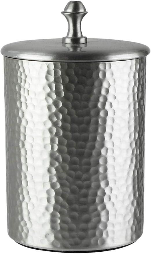 American Atelier Tarro de algodón decorativo de metal para bolas ...