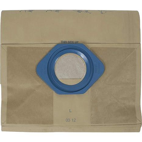 Amazon.com: Nilfisk Advance desechables Bolsas de papel (QTY ...