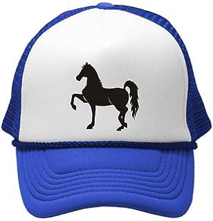 Gooder Tees WALKING HORSE - Unisex Adult Trucker Cap Hat