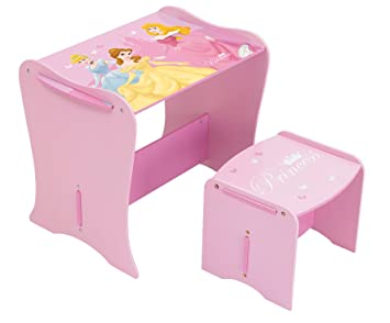 Disney Princess Mdf Desk And Stool  sc 1 st  Amazon.com & Amazon.com: Disney Princess Mdf Desk And Stool: Toys u0026 Games islam-shia.org