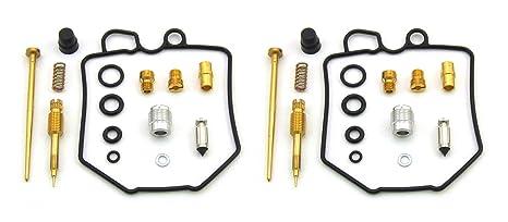 2x CARBURETOR CARB REPAIR REBUILD KIT HONDA 80-82 CX500C CX500 C CX500D-US  StocK