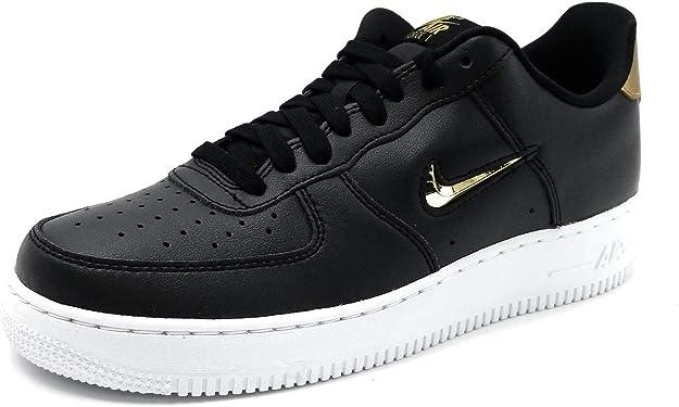 Nike Air Force 1 '07 Lv8 Lthr, Scarpe da Ginnastica Basse
