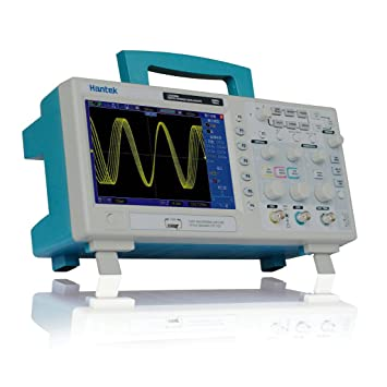 Hantek DSO5062BMV - Osciloscopio digital (60 MHz, 2 canales, 1 GSa ...