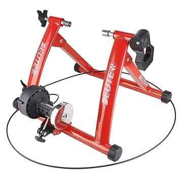 Hensdd 6 De Velocidad Se Encuentran Entrenador Bicicleta Estática ...