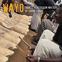 Trance Percussion Masters of South Sudan