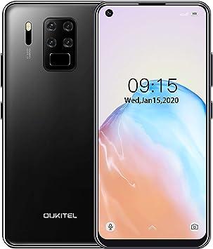 Teléfono Móvil 4G OUKITEL C18 Pro (2020), Cámara 16MP + 8MP + 5MP + 2MP, 6.55