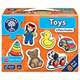 Orchard Toys Toys Puzzles Two (2 Piece)
