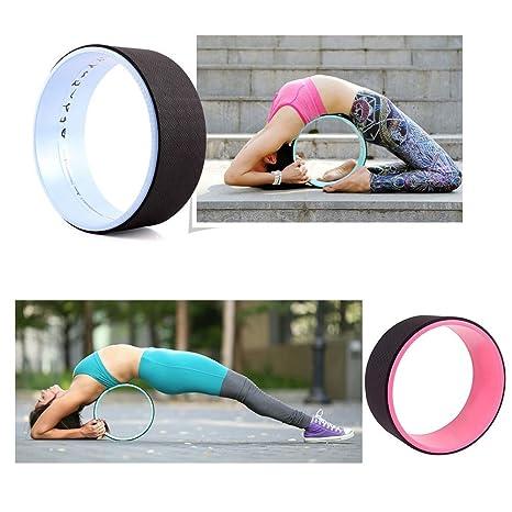 icebee® Formación Yoga, ruedas Equipamiento de Fitness y ...