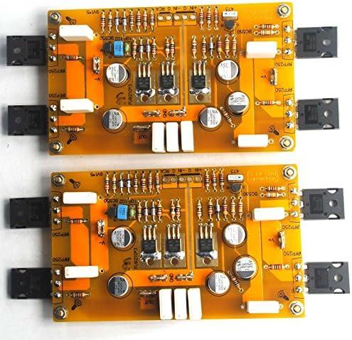 クラスAシングルエンド2 *パスA3 HIFIアンプボードIRF 9610 IRF 244 30 W + 30 W DC 25 V