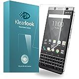BlackBerry KEYone用 Klearlook TPU保護フィルム 99%透過率 全面保護フィルム ケースに干渉せず 0.16mm フルカバー「 液晶画面保護フィルム2枚」