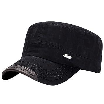 sombreros hombre, Sannysis sombreros mujer invierno fiesta sombreros cowboy de Algodón gorras hombre invierno Gorra