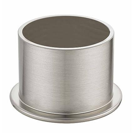Satin Nickel Light Socket Cover Lamp Amazon Com