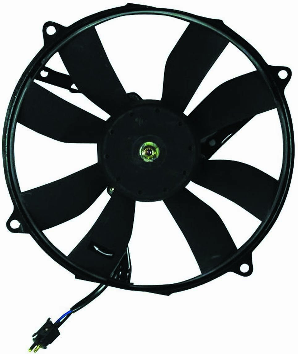 Depo 340-55008-102 Radiator Fan Assembly