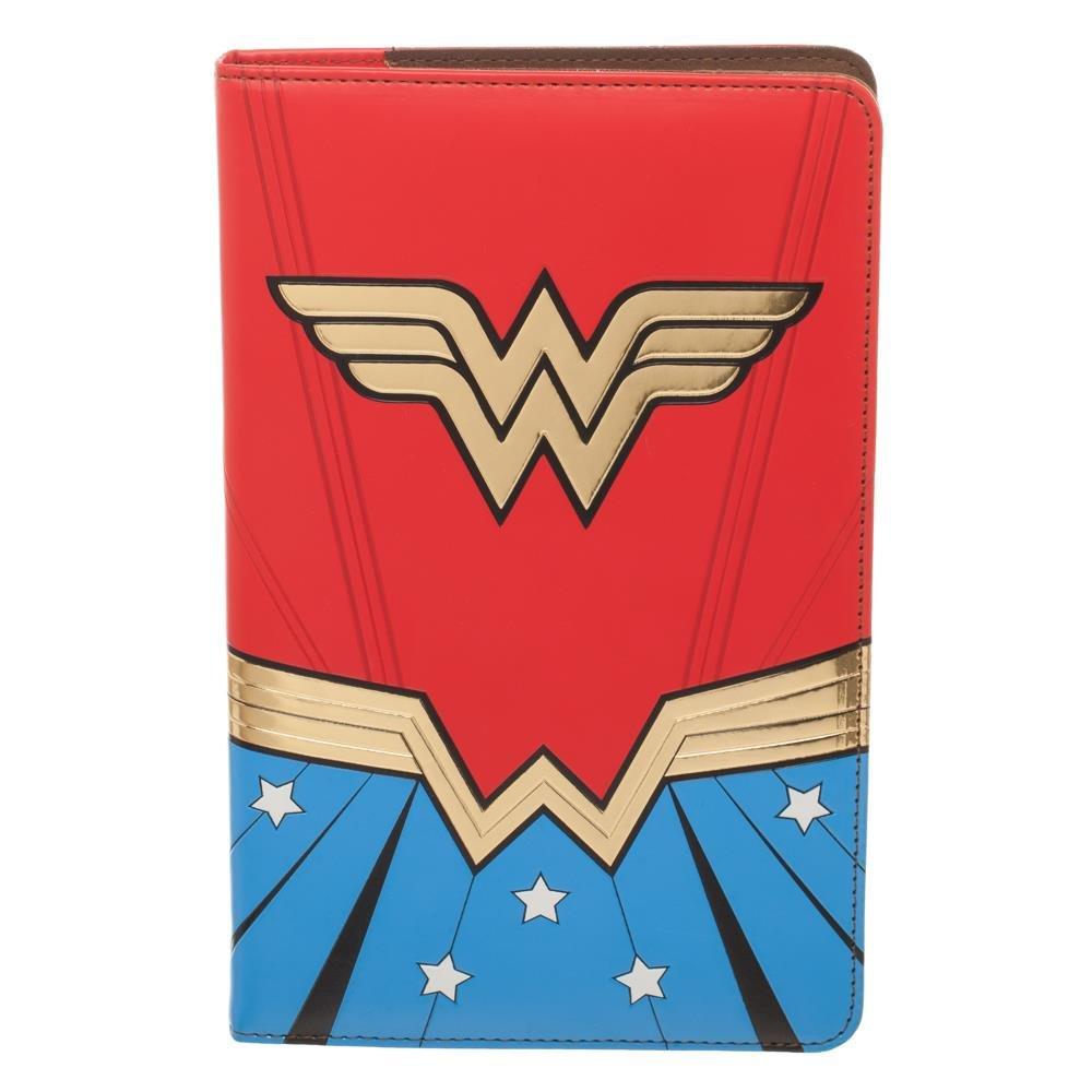 Wonder Woman Offizielle DC Comics Retro Design Reisebrieftasche und Journal B07D5LH3D1 | Elegant