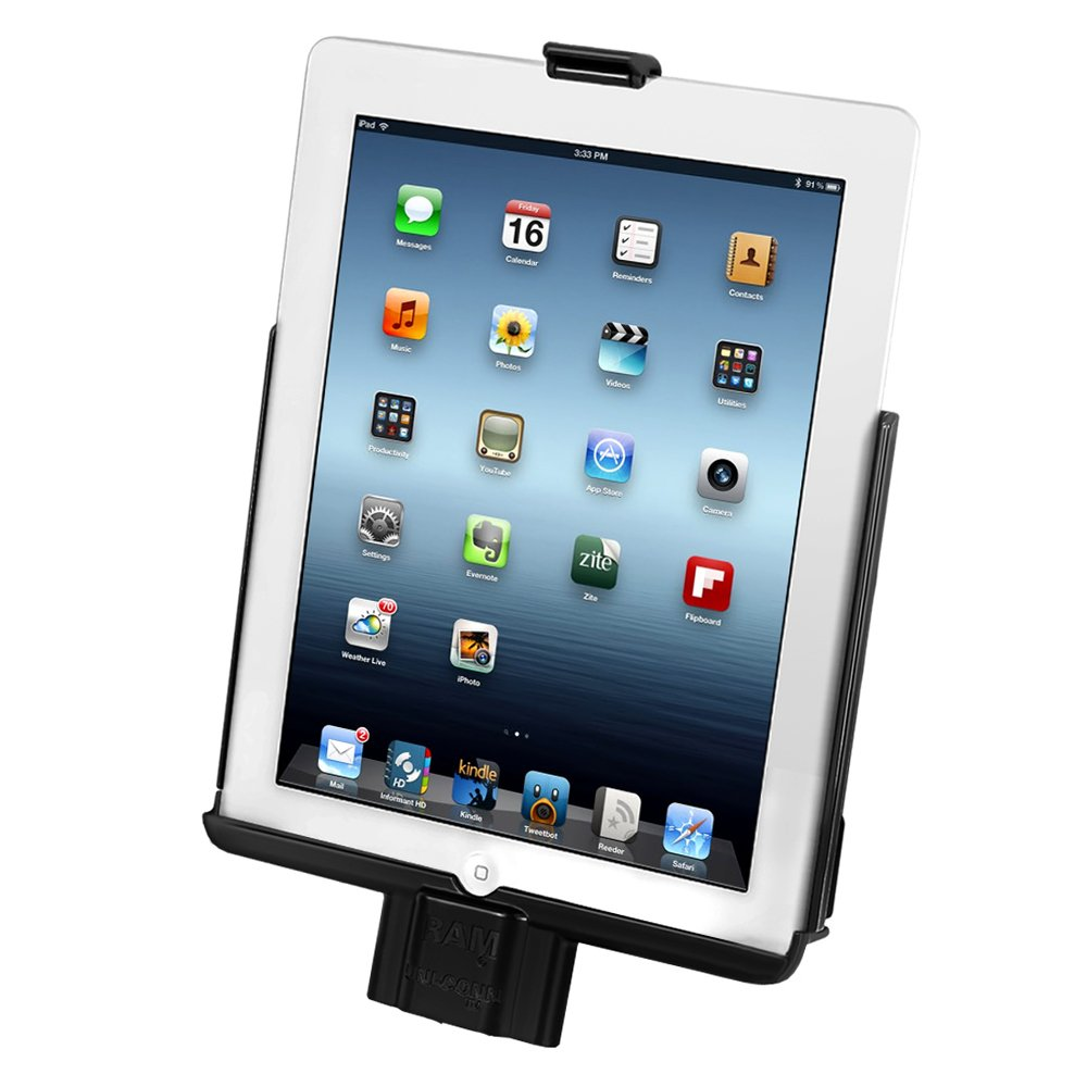 The Amazing Quality RAM Mount Apple iPad 2 Docking Station w/Uni-Conn by Generic