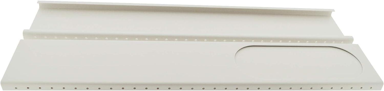 Tronitechnik mobiles Klimager/ät Klimaanlage HEKLA 12000 BTU inkl Fensterschiene Abluftschlauch