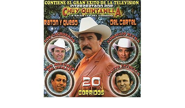 Contiene el Gran Exito de la Television by Chuy Quintanilla on Amazon Music - Amazon.com