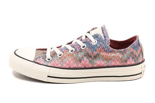 Converse  Missoni Lurex  Sneaker  Amazon.it  Scarpe e borse a2af9239348