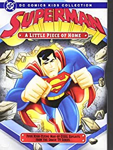 Superman - A Little Piece of Home (DC Comics Kids Collection)