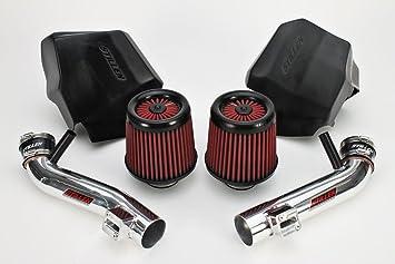 DC Sports Air Intake System Fits 07-08 Infiniti G35 Sedan Dual Intake SRI4205