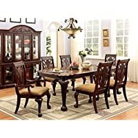 247SHOPATHOME Idf-3185T-7PC Dining-Room-Sets, 7-Piece Set