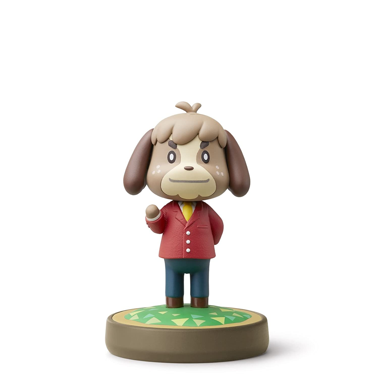 Amiibo Animal Crossing Moritz Nintendo Wii U Amazonde Games