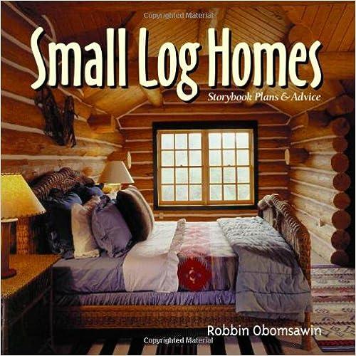 Book Small Log Homes