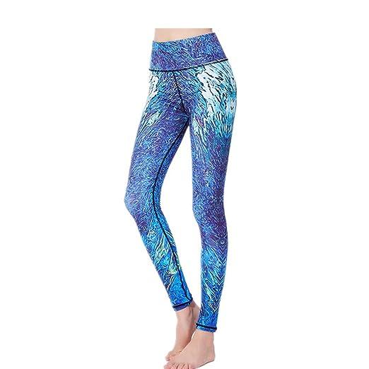 Havanadd Leggings de Yoga para Mujer Pantalones de Yoga para ...