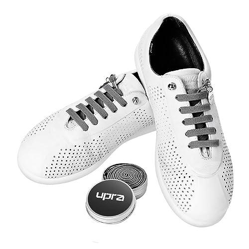 de1913732 SevenUp Elastic No Tie Shoelaces Shoestrings, Super Stretch Nylon Shoe Laces,  39.4 inches,