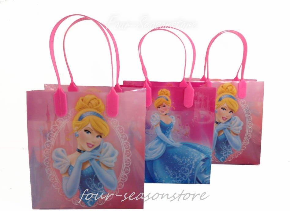 Cinderella Goody Bags Disney Cinderella Party Favor Goodie Bags Gift Bags