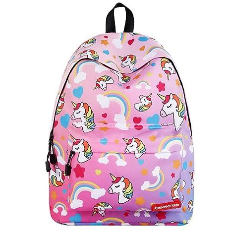 43bc89e4f2f Mochila de unicornio para niñas