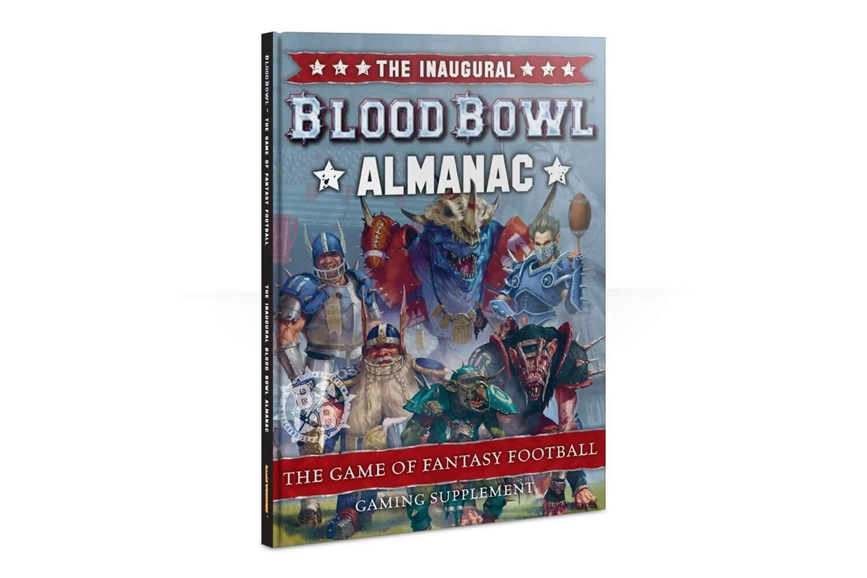 Games Workshop Blood Bowl Almanac Book SG/_1785819542/_US
