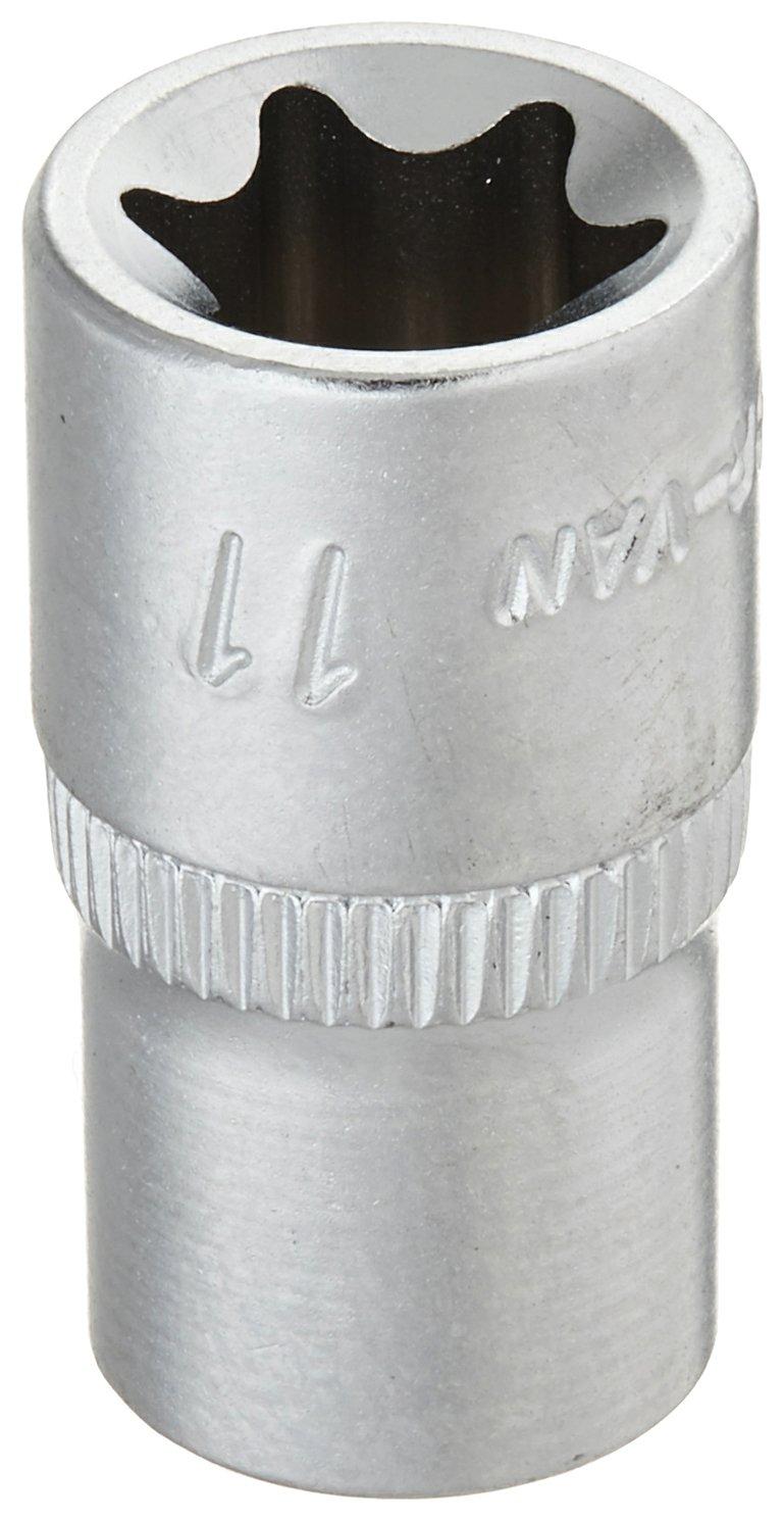 Elora 14550601120001455-Txe 9,98mm 1//4 Torx Socket
