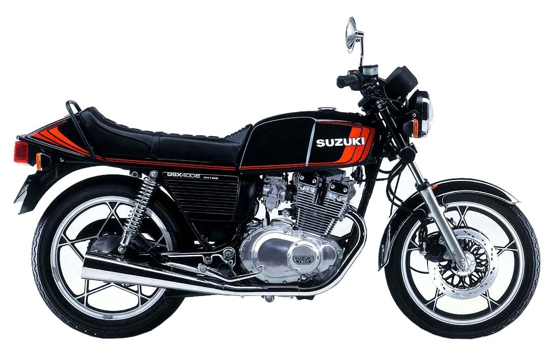 Aoshima 044414 Suzuki GSX400E II 1981 1 12 Plastic Kit
