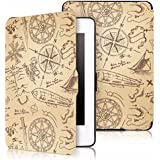 Capa Case Kindle Paperwhite WB Auto Liga/Desliga - Ultra Leve Adventure