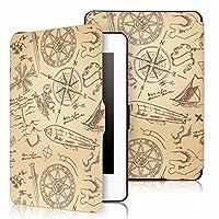 Capa Case Kindle Paperwhite WB Auto Liga/Desliga - Ultra Leve Adventure