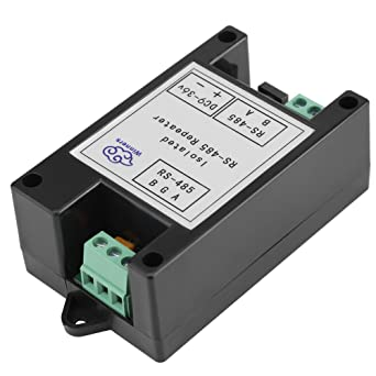 RS-485 Repetidor Grado Idustrial Convertidor Amplificador y Extensores de Señal Aislamiento Fotoeléctrico