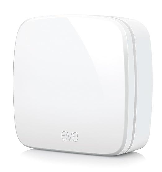 11 opinioni per Elgato Eve Room- Sensore Wireless per Interni, Abilitato Apple Homekit,