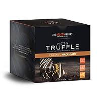 The Protein Works Protein Truffle, Caramel Macchiato, Box of 12