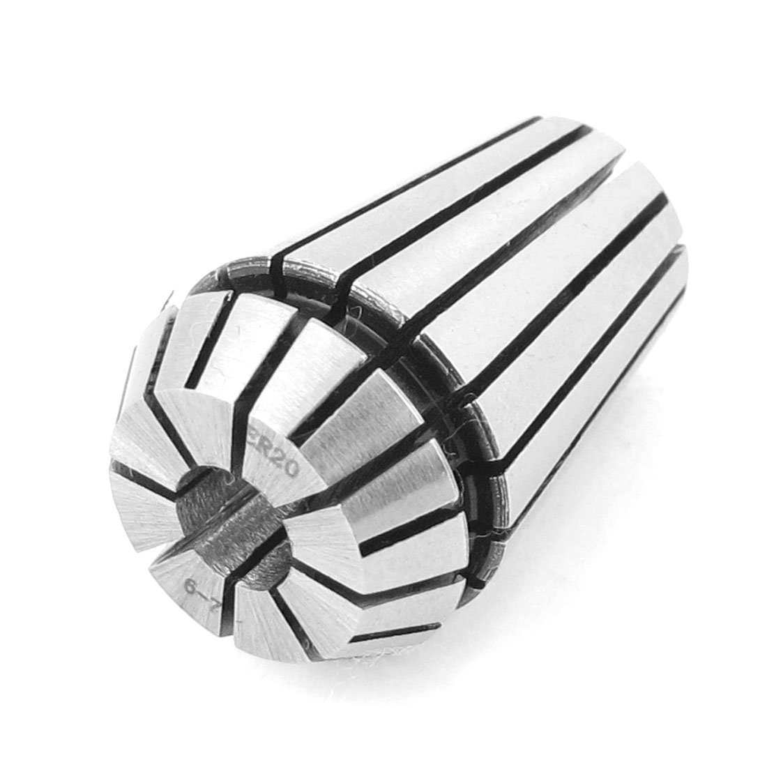 Round Chuck Mill Stainless Steel Spring Collet ER20 ER-20 6mm-7mm