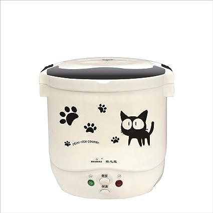 Hornillo de arroz portátil de viaje Mini multi-cooker de 1.0L ...