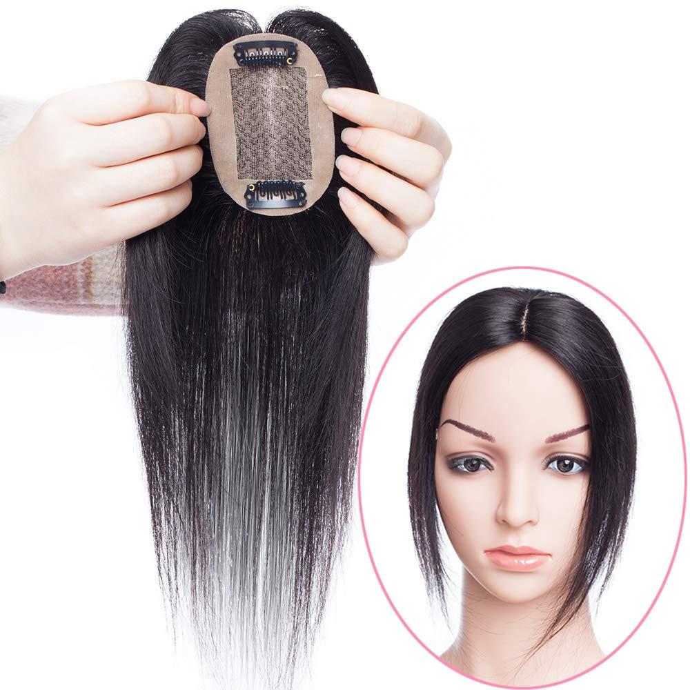 Toupet Extension a Clip Cheveux Naturel Prothè