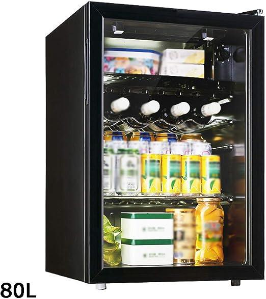 Refrigerador De Vino PequeñO Mini Congelador Enfriador Barra De ...