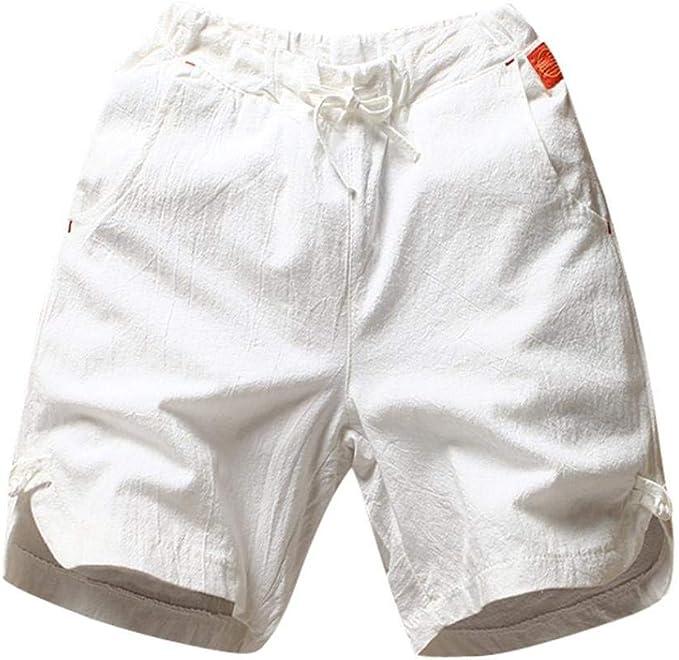 Pantalones Cortos De Ocio Hombre Para Playa Pantalones De Cortos ...