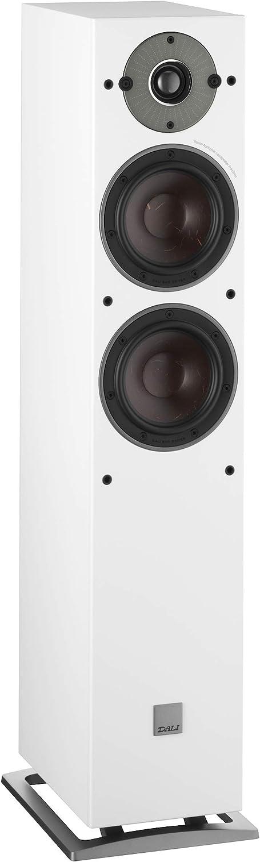 Dali Oberon 5 Standlautsprecher Paar Weiß Audio Hifi