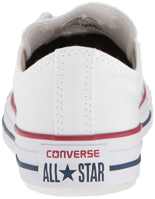 Optical White Converse Low Tops Size 5 Uk Amazon Shoes Bags