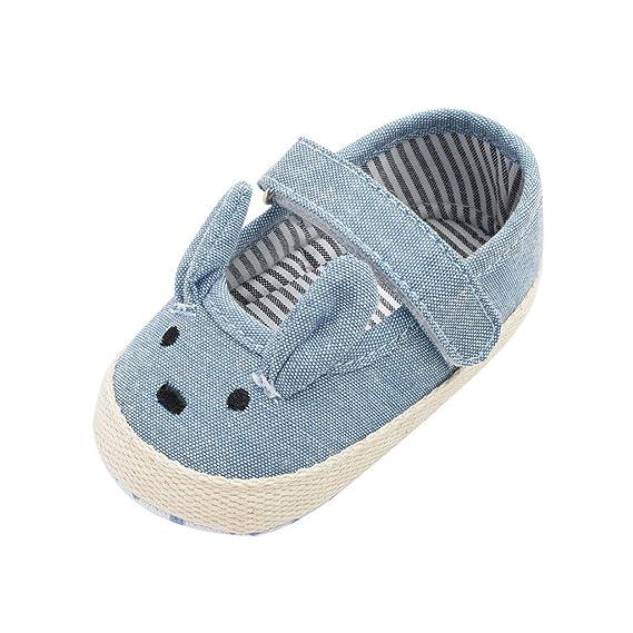 Berimaterry Zapatos Deportivos de Malla de bebé recién Nacido para ...