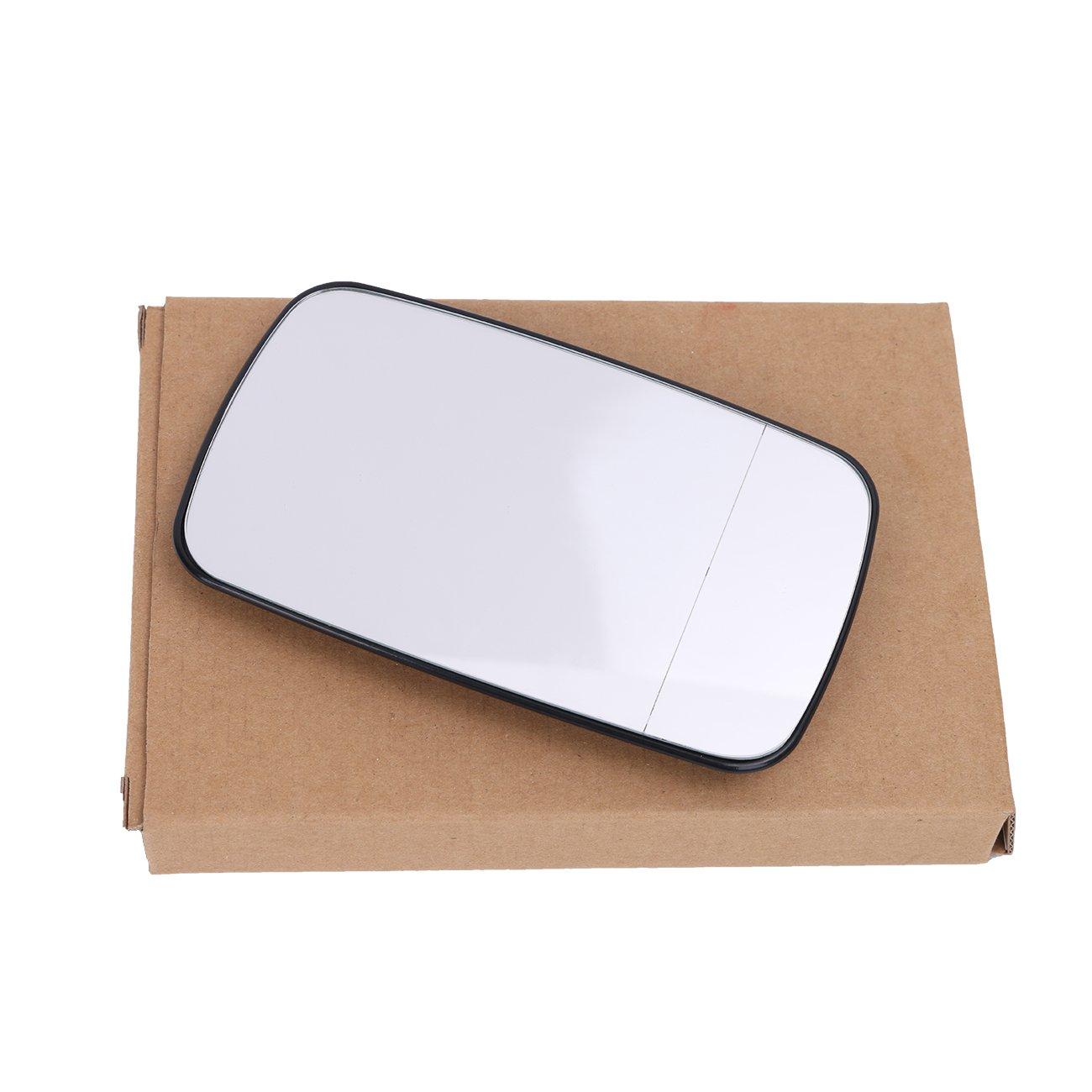 Espejo retrovisor izquierdo Lado derecho climatizada Cristal para E39//E46/323i 328i 525i 528i 540i